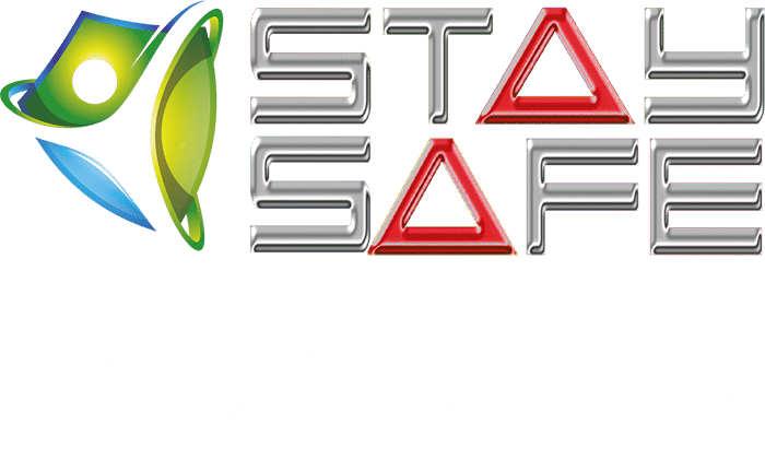 Stay Safe Personal and Commercial Protective Safety Equipment Lanarkshire Scotland Logo Square Vrs2 700px